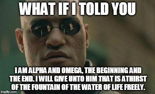 1i57kj matrix morpheus meme imgflip