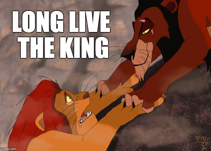 LONG LIVE THE KING | made w/ Imgflip meme maker