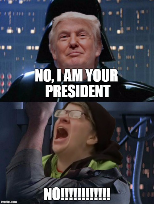 I am Your President | NO, I AM YOUR PRESIDENT NO!!!!!!!!!!!! | image tagged in i am your presdent | made w/ Imgflip meme maker