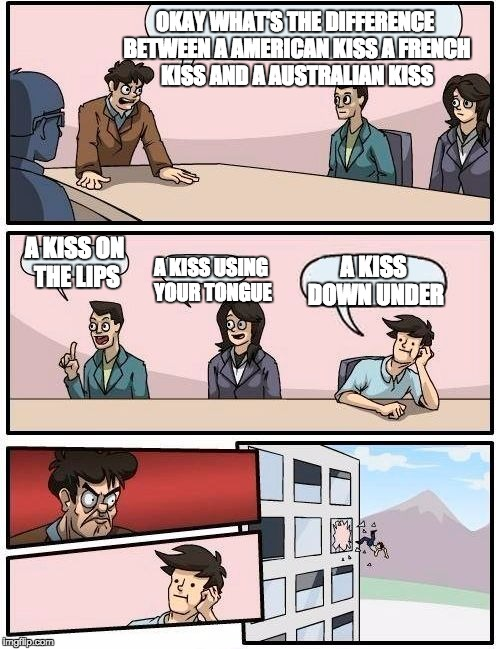 Boardroom Meeting Suggestion Meme - Imgflip