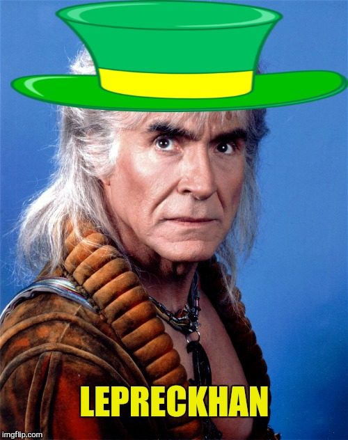 LEPRECKHAN | made w/ Imgflip meme maker