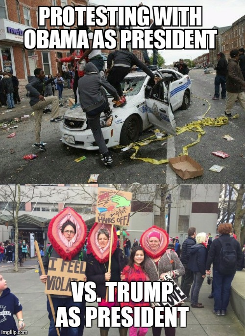 Trump Protests Images Imgflip
