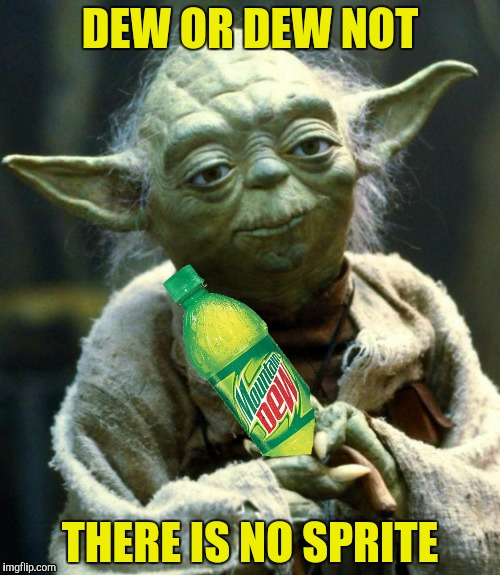 """I'm not thirsty"" ""You will be...you...will...be"" 