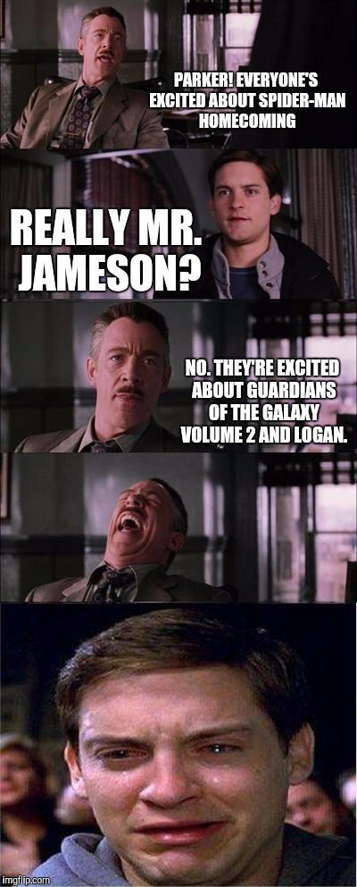 Spiderman movie meme - photo#33