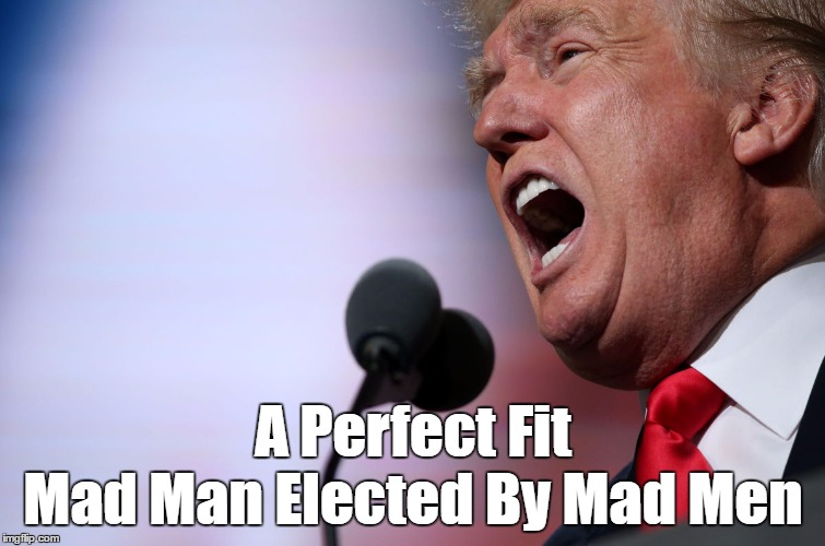 A Perfect Fit Mad Man Elected By Mad Men | made w/ Imgflip meme maker
