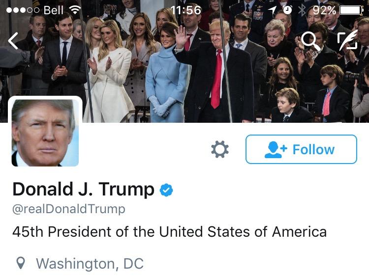 1iebrh trump twitter blank template imgflip,Trump Twitter Meme Generator