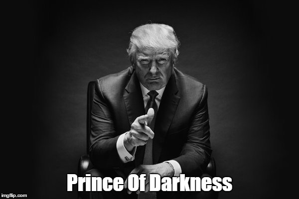 """Prince Of Darkness"" 