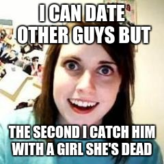 girlfriend is dating other guys
