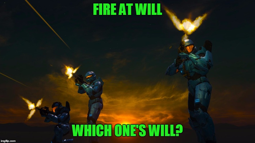 Demonic Penguin Twilight Firing | FIRE AT WILL WHICH ONE'S WILL? | image tagged in demonic penguin twilight firing | made w/ Imgflip meme maker