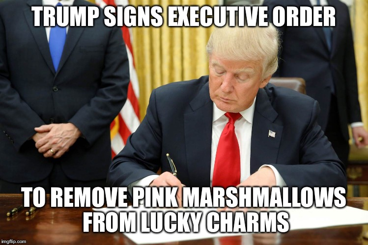 1ifrul trump executive order imgflip,Trump Executive Order Meme Generator