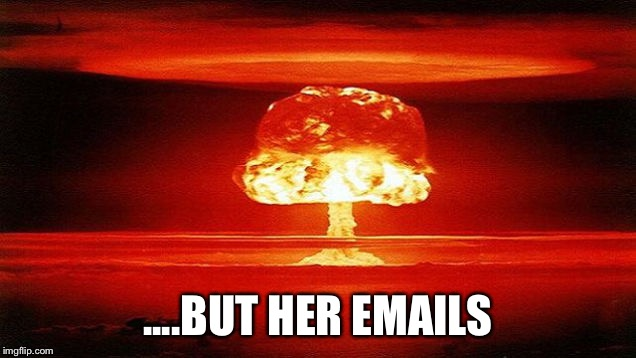 but her emails imgflip