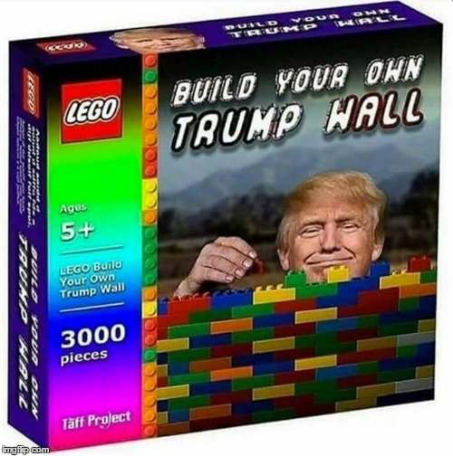 Trump Build a Wall | image tagged in trump build a wall,trump wall,trump wall button,donald trump,the wall,build a wall | made w/ Imgflip meme maker