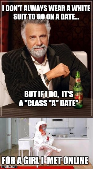 The most interesting man in the world on speed dating