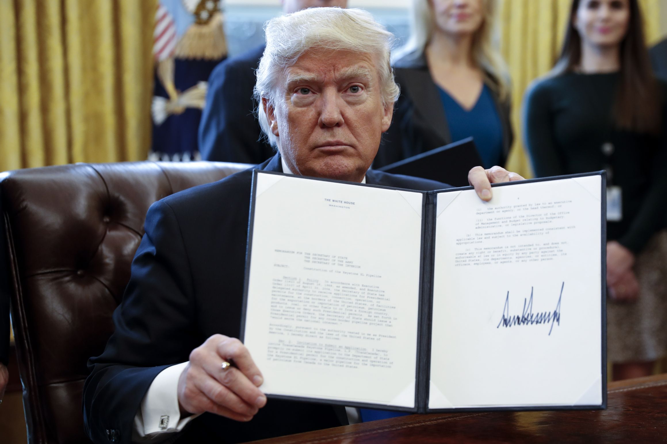 1ijyoy donald trump executive order blank template imgflip