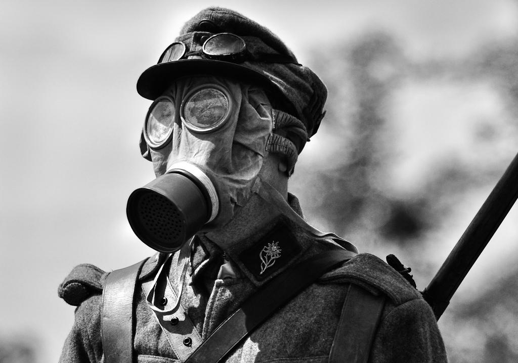 ww1 gas mask Blank Template - Imgflip