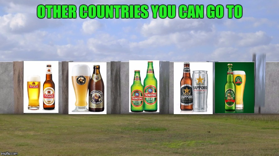 OTHER COUNTRIES YOU CAN GO TO | made w/ Imgflip meme maker