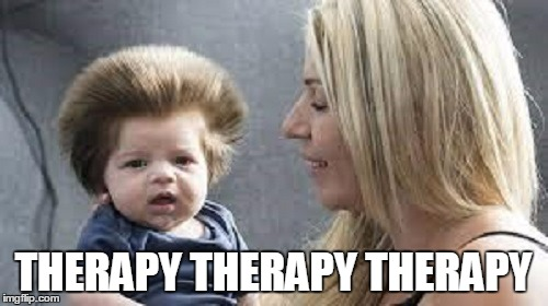 THERAPY THERAPY THERAPY | made w/ Imgflip meme maker