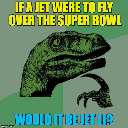 "Do you ""LI"" what I did there? 