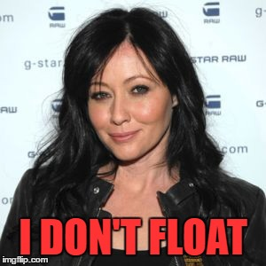 I DON'T FLOAT | made w/ Imgflip meme maker
