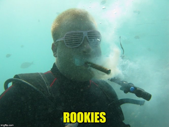 ROOKIES | made w/ Imgflip meme maker