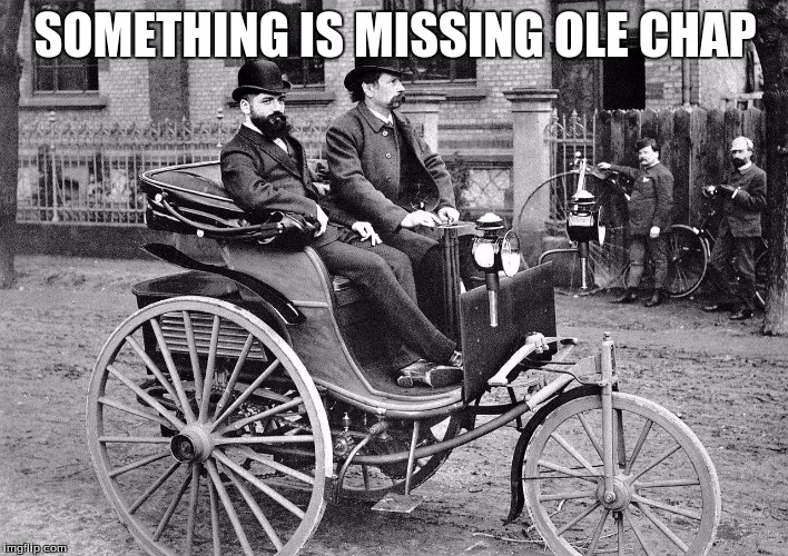 SOMETHING IS MISSING OLE CHAP | made w/ Imgflip meme maker