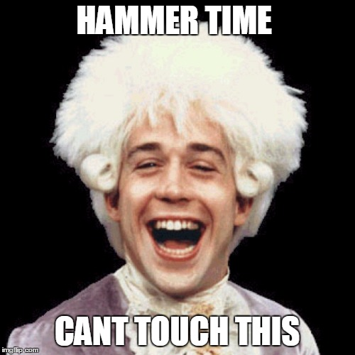 HAMMER TIME CANT TOUCH THIS | made w/ Imgflip meme maker