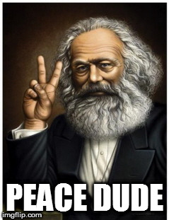 PEACE DUDE | made w/ Imgflip meme maker