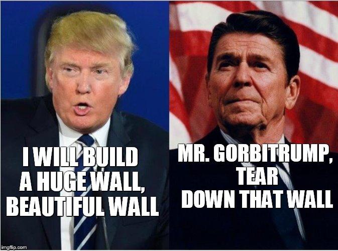 Image Tagged In Trump Immigration Policydonald Trumptrump Wall