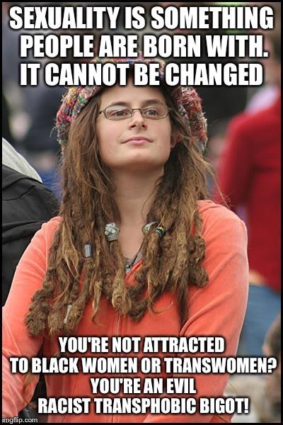 College Liberal Meme - Imgflip-6702