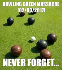 Bowling Green Massacre | BOWLING GREEN MASSACRE (02/03/2017) NEVER FORGET... | image tagged in bowling green,massacre,kellyanne conway | made w/ Imgflip meme maker