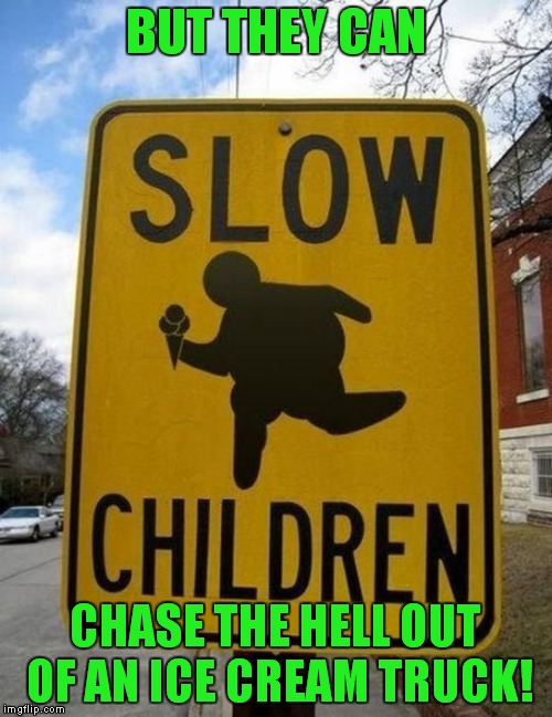 "To quote Eddie Murphy ""ICE CREAM MAAAN!"" 