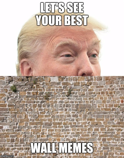 Everyone is invited | LET'S SEE YOUR BEST WALL MEMES | image tagged in memes | made w/ Imgflip meme maker