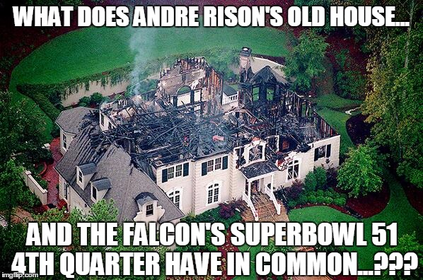 andre rison mansion fire