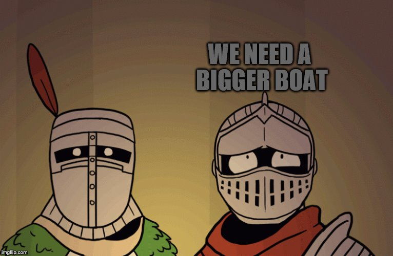 WE NEED A BIGGER BOAT | made w/ Imgflip meme maker