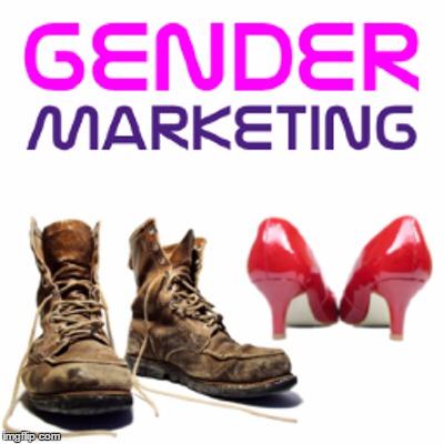 gender marketing database - Imgflip