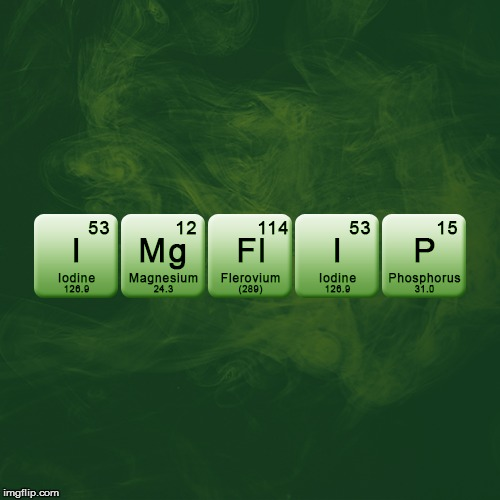 Periodic table imgflip s image tagged in memesbreaking badperiodic table urtaz Gallery