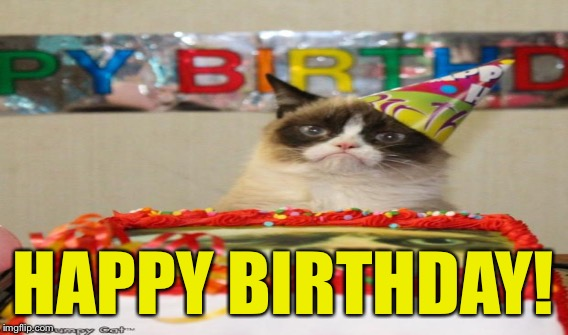 HAPPY BIRTHDAY! | made w/ Imgflip meme maker