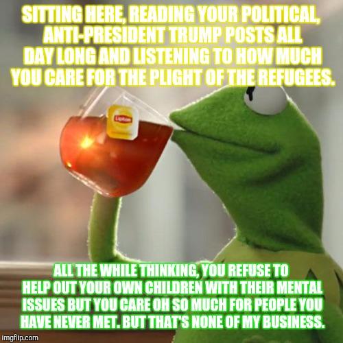 Kermit the frog meme blank - photo#37