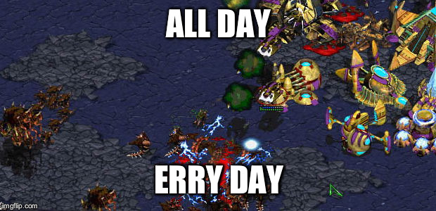 ALL DAY ERRY DAY | made w/ Imgflip meme maker