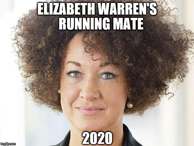 Running Mate 2020 | ELIZABETH WARREN'S   RUNNING MATE 2020 | image tagged in elizabeth warren,presidential race | made w/ Imgflip meme maker