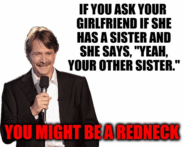 "What they thought ""All In The Family"" was about. 