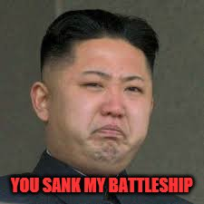 YOU SANK MY BATTLESHIP | made w/ Imgflip meme maker