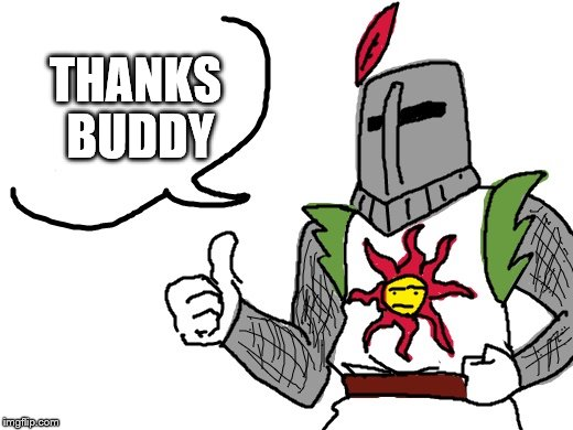 THANKS BUDDY | made w/ Imgflip meme maker