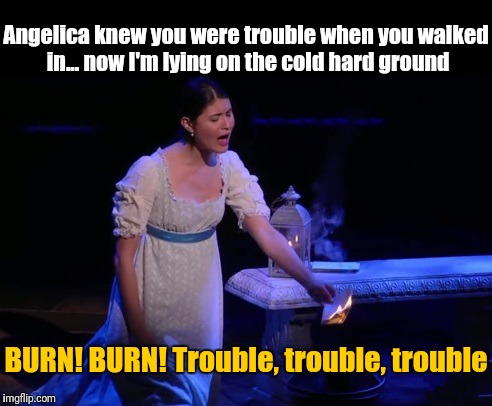 "She ""swift""ly erased herself from the narrative. 