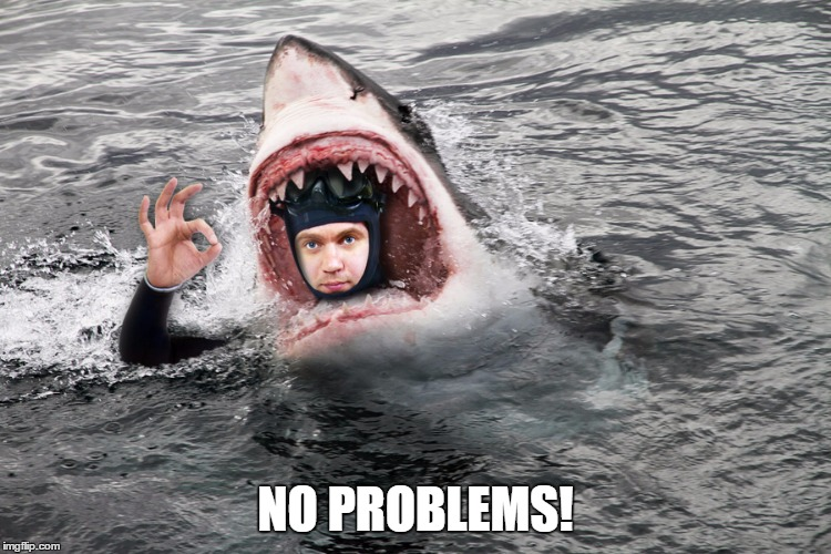 NO PROBLEMS! | made w/ Imgflip meme maker