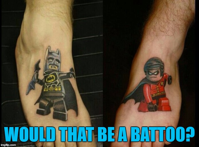 WOULD THAT BE A BATTOO? | made w/ Imgflip meme maker