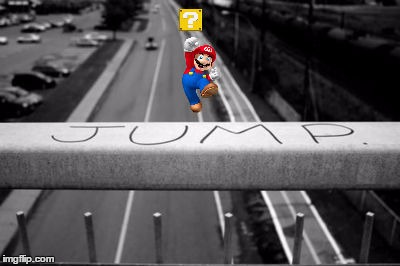 Feeling the post valentines day blues? hopefully this will crack a smile | image tagged in valentine's day,blues,depressing,mario,meme,tag | made w/ Imgflip meme maker