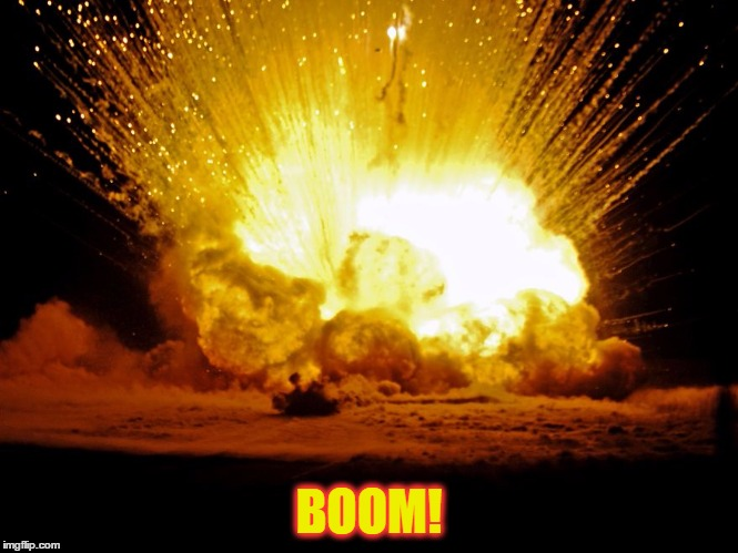 BOOM! | made w/ Imgflip meme maker