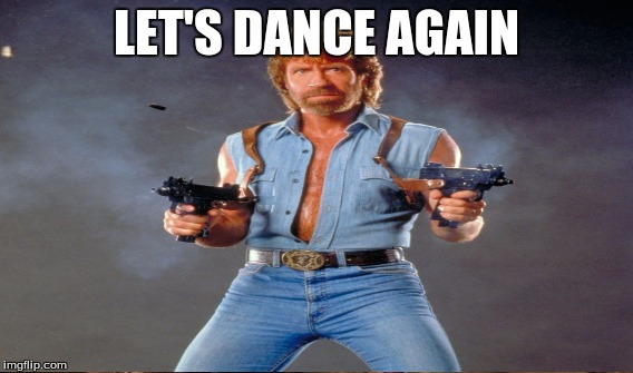 LET'S DANCE AGAIN | made w/ Imgflip meme maker