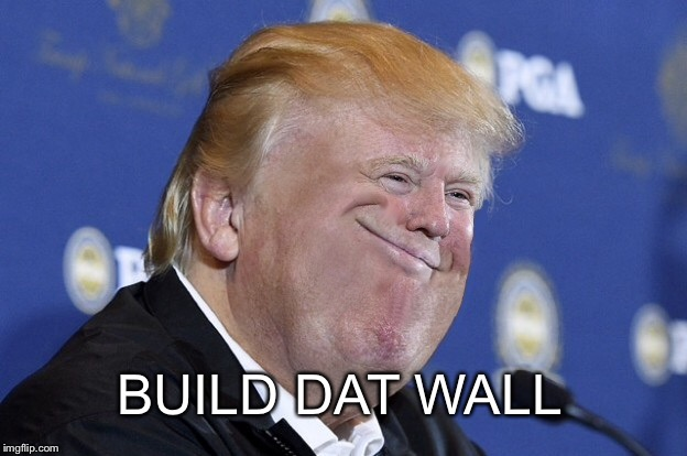 BUILD DAT WALL | made w/ Imgflip meme maker